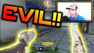 BO3 ASSHOLE USING THE MOST OVERPOWERED GUN!! (How to be an Ass in Call of Duty)
