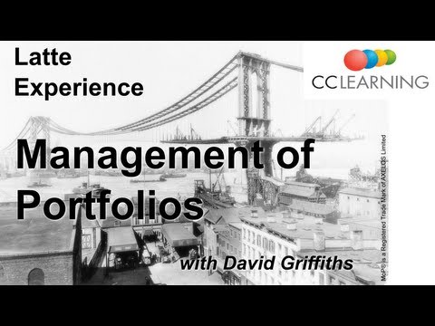 Fundamental questions - Latte experience Management of Portfolios from CC Learning