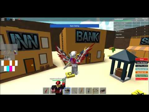 WTF!!!!! people hacking roblox LOL must see