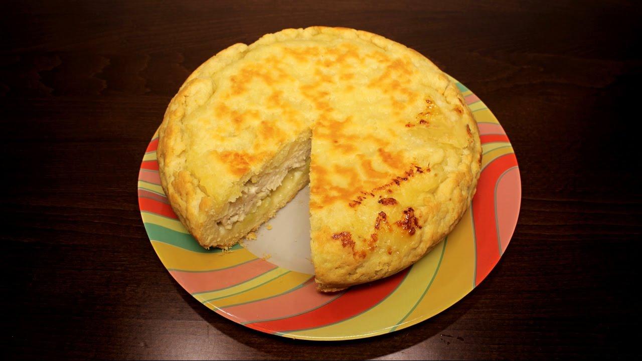 Пирог в мультиварке с колбасой рецепты 118
