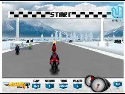 Game đua xe máy hay
