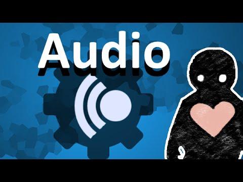 [GameMaker Tutorial] Basic Audio