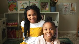 Sisters Read Bedtime Stories to Kids on Facebook Live