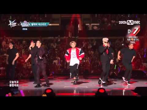 Live HD | 150813 Block B BASTARZ