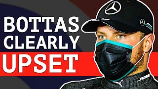 Bottas Publicly Calls Out Mercedes Strategy
