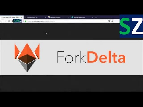ForkDelta Exchange - A Comprehensive Guide