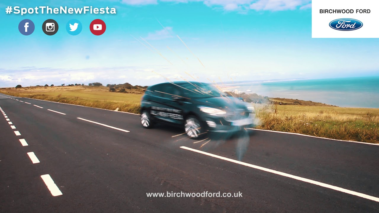 Spot The New Fiesta Instagram competition 1 | Birchwood Ford | Eastbourne Hasting u0026 Halland & Spot The New Fiesta Instagram competition 1 | Birchwood Ford ... markmcfarlin.com