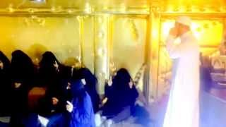 Repeat youtube video مثال للرقية الجماعية المباشرة  -- ج2 --   الراقي المغربي نعيم ربيع