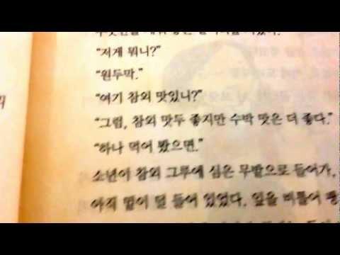 Korean Whispering Bedtime Story ASMR