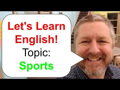 Learn English! Topic: