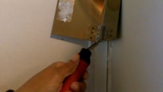 Drywall\Tape Perfect Inside Corners Every Time