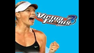 Virtua Tennis 3 - How to ruin friendships