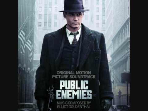 Public Enemies JD Dies