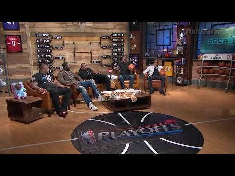 Area 21: Boston Celtics Reminiscing | NBA on TNT