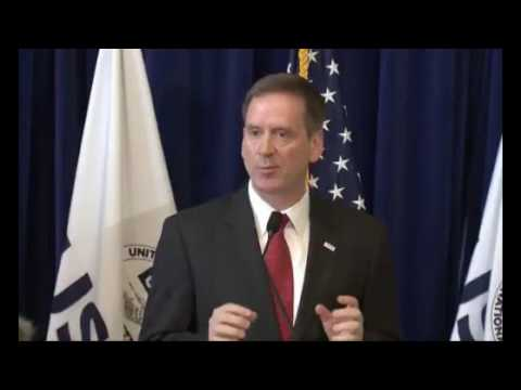 New USAID Administrator Stresses Responsibility to American Taxpayers
