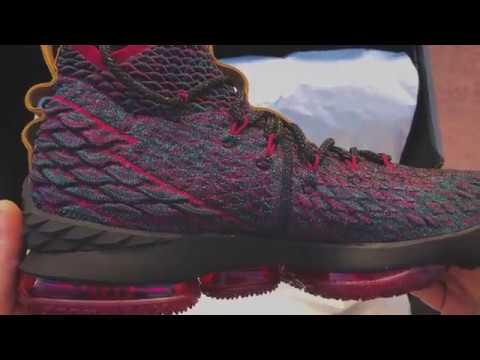 more photos 30fb0 9e72a Nike LEBRON XV New Heights   Sneaker10