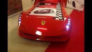 Kids Racing Car Bed - Trendyliving.co.uk