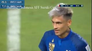 Thailand Vs Indonesia AFF Suzuki Cup 17/11/2018 LIVE