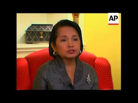 WRAP Son confirms death of former president; Arroyo reax