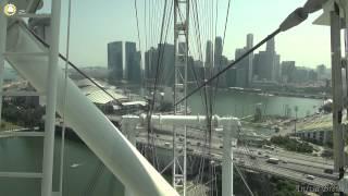 Самое большое колесо обозрения в мире. Singapore flyer. 31(, 2013-09-20T20:29:50.000Z)