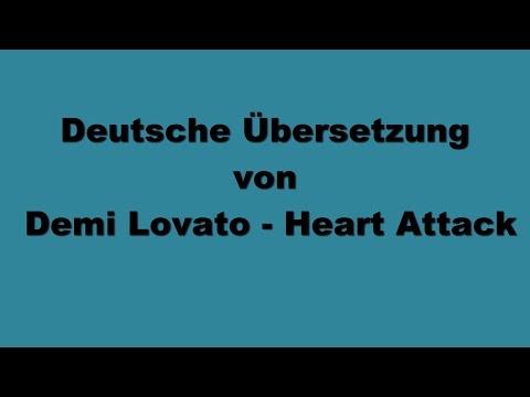 Deutsche Übersetzung Von Demi Lovato - Heart Attack