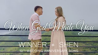 When God Made Y๐u - Winner & Shen | THE ASIDORS 2021 COVERS