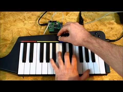 OP·A - Multitimbral FM Synthesizer Shield for Arduino by