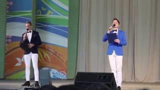 """""""Молодежь - за Союзное государство"""": на открытии фестиваля"""