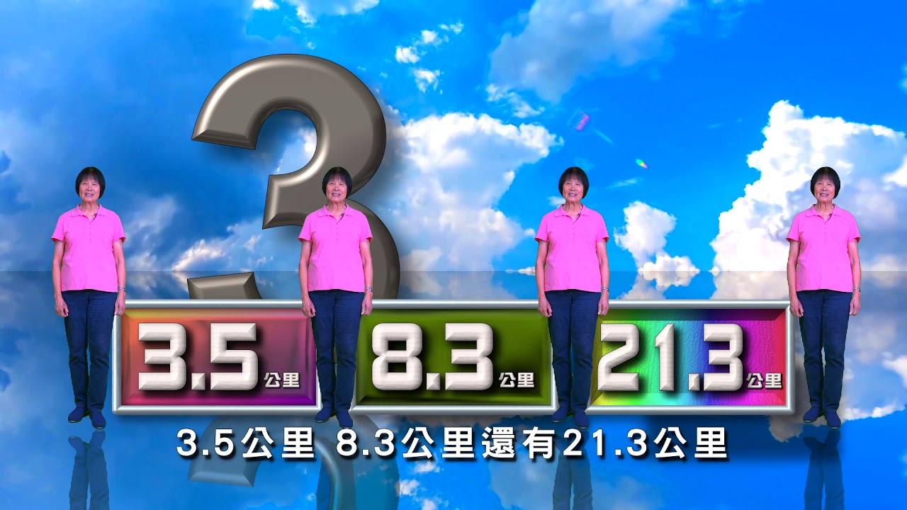 紀政邀請你6月16日一起來路跑運動!!