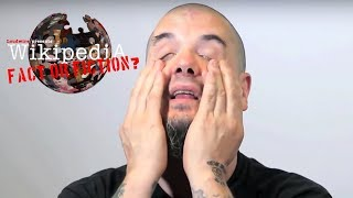 Phil Anselmo - Wikipedia: Fact or Fiction?