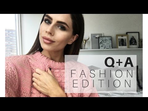 Q&A: How to Get into the Fashion Industry