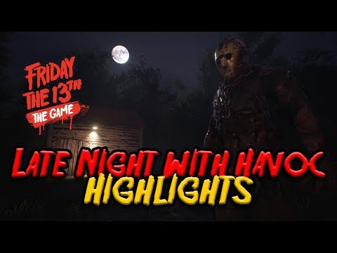 Friday The 13th: The Game // Poor Stacie....