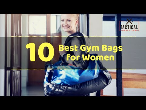 10 Best Gym Bags for Women Tactical Gears Lab 2020