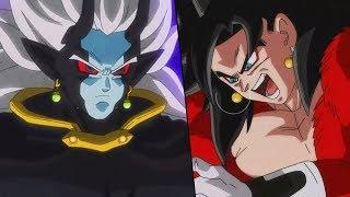 Super Dragon Ball Heroes Episode Special! SSG Trunks And SSJ4 Vegito Vs Mechikabura!