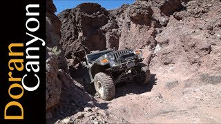 Calico Doran Canyon Trail Run With SoCal Jeepers