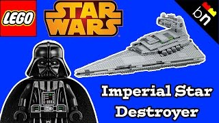 Lego Star Wars Imperial Star Destroyer (75055) Review