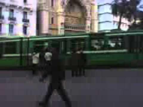 Plusieurs manifestations au centre ville de Tunis aujourd'hui 25 février 2011 a 15h