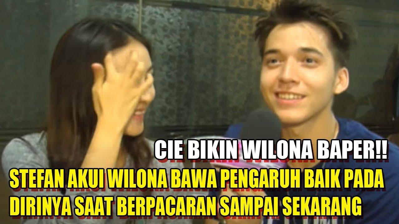 Cie Puji Natasha WIlona Stefan William Akui Wilona Bawa Pengaruh Baik Pd Dirinya Gara2 Wilo Lakukan.