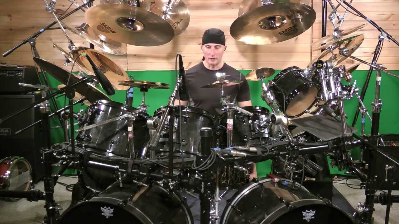 drum lesson kevan roy heavy metal drum fill linear hand foot combination youtube. Black Bedroom Furniture Sets. Home Design Ideas