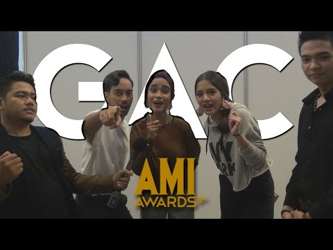 Spoiler Lagu Baru GAC Di AMI Awards 19 Th