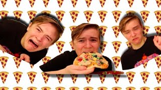 COOKING PIZZA WITH LUKE!! - its just luke (Deleted Video)