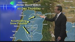 Portland weather forecast at 5:30