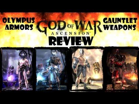 God of war ascension official guide