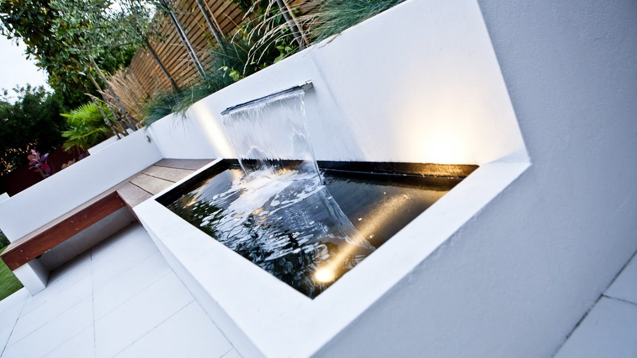 60 Fountain Modern Design Ideas 2017 Amazing water fountain