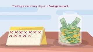 Chequing vs Savings Account