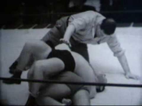 Vic Hill vs Jack Gacek 1930