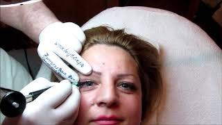 Tatuaj ochi. Galerie cu 2000 video http://www.machiajtatuaj.ro Zarescu Dan $TU M6655