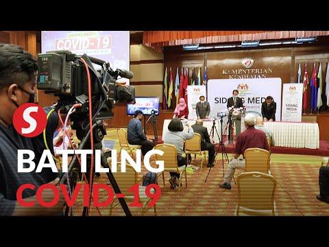 Covid-19: Malaysia Records 1,103 New Cases, 392 In KL (Nov 16)