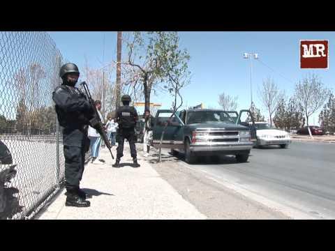 The dangers of reporting Ciudad Juarez