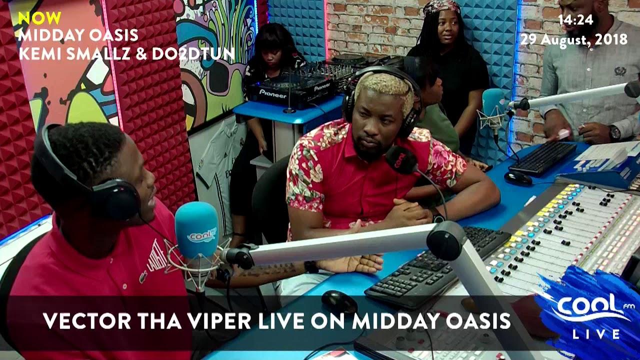Download Vector expresses displeasure over MI's sentiments on the Nigerian rap culture.